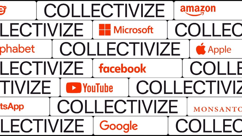 Collectivize Facebook, Video #2 (2020), Jonas Staal and Jan Fermon. Image: Remco van Bladel and Jonas Staal.